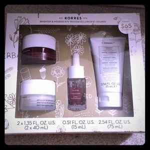 Brand New Korres Kit